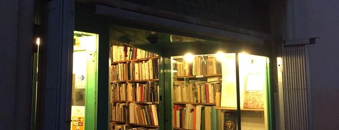 Libreria Antiquaria Monte della Farina is one of Roma.