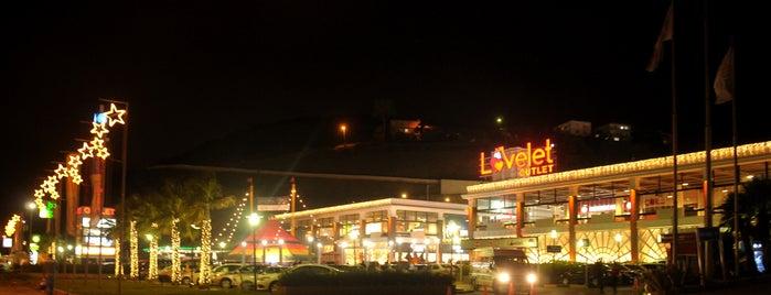 Lovelet Outlet is one of Burak'ın Beğendiği Mekanlar.