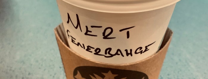 Starbucks is one of Altınordu.