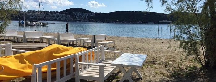 Sebastian Beach Club is one of Tempat yang Disukai R. Gizem.