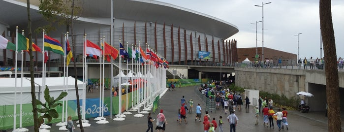 Parque Olímpico do Rio de Janeiro is one of Marcello Pereiraさんのお気に入りスポット.