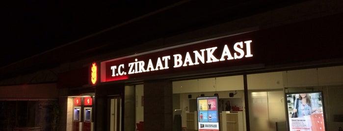 Ziraat Bankası is one of Adam'ın Beğendiği Mekanlar.