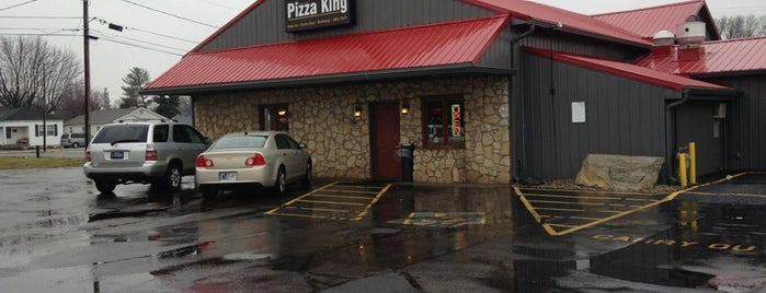 Pizza king is one of Lieux qui ont plu à Danny.