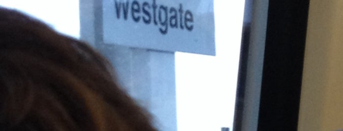 Wakefield Westgate Railway Station (WKF) is one of You calling me a train spotter?.