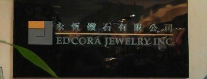 Edcora Jewelry Inc. is one of Wedding.