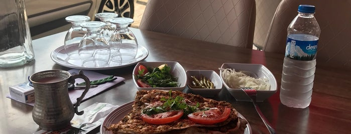 Usta Lahmacun & Pide is one of Locais salvos de Hakan.