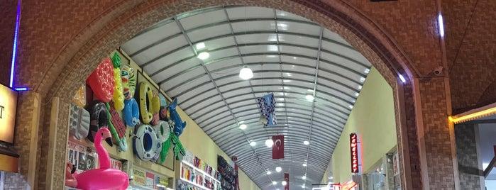 Alibaba Bazaar is one of Tempat yang Disukai Deniz.