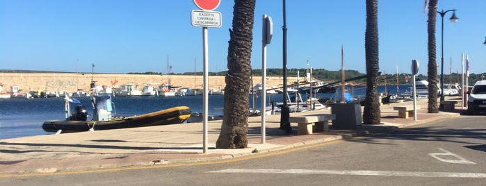 Restaurant Es Port is one of Menorca.
