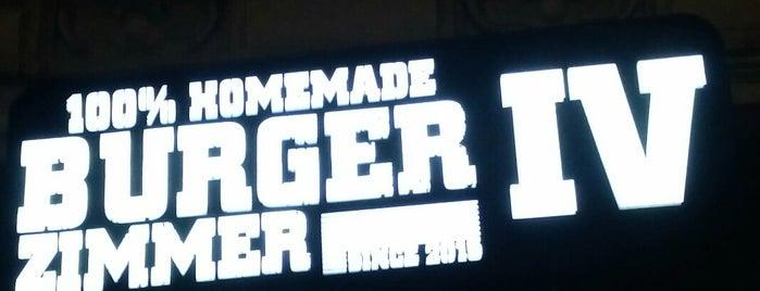 Burger Zimmer is one of Orte, die Patrícia gefallen.