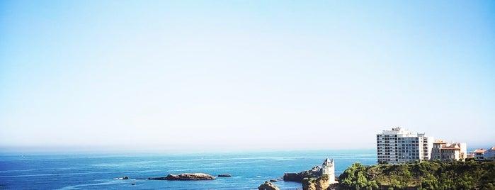 Etxola Bibi is one of Biarritz.