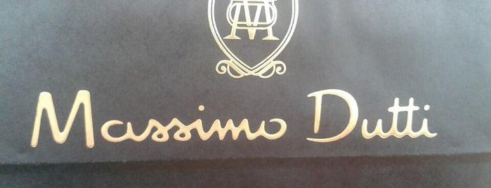 Massimo Dutti is one of Orte, die Jose gefallen.