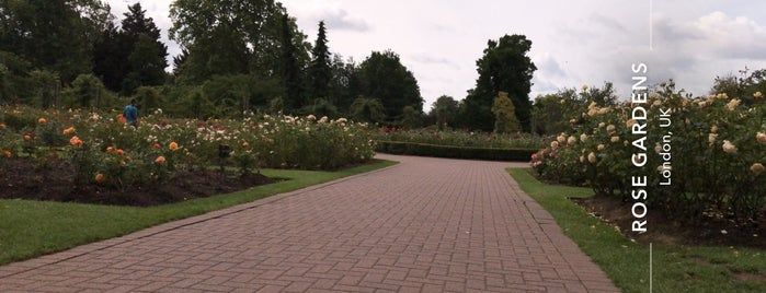 Rose Gardens is one of London.