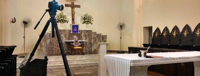 Paróquia Nossa Senhora da Esperança is one of Locais curtidos por AleXXXandre.
