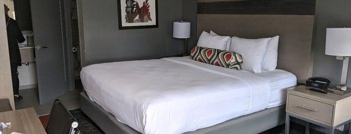 Pacific Motor Inn is one of San Jose hotels.