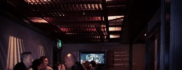 Noir Lounge is one of SF Nightlife.