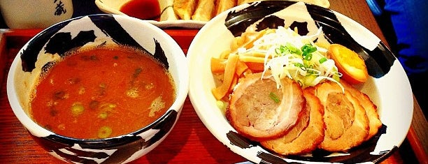 Menya Musashi 麺屋武蔵 is one of SG Food Places.