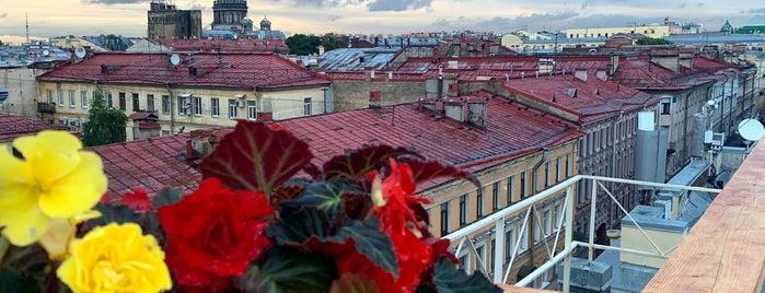 Небо и вино is one of สถานที่ที่บันทึกไว้ของ Vladimir.