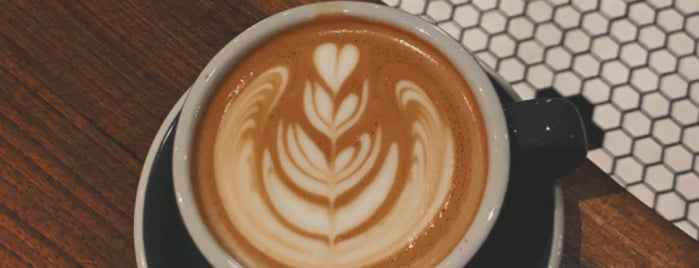 Alchemy Coffee Roasters is one of Mohammed : понравившиеся места.