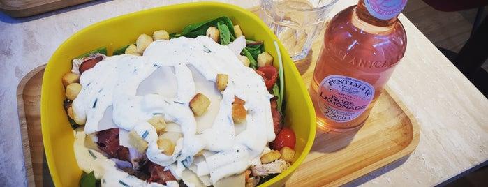 The Office (Creative Coffee & Salad) is one of สถานที่ที่ Vanessa ถูกใจ.
