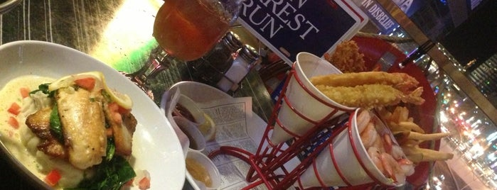 Bubba Gump Shrimp Co. is one of Tempat yang Disimpan Jennifer.