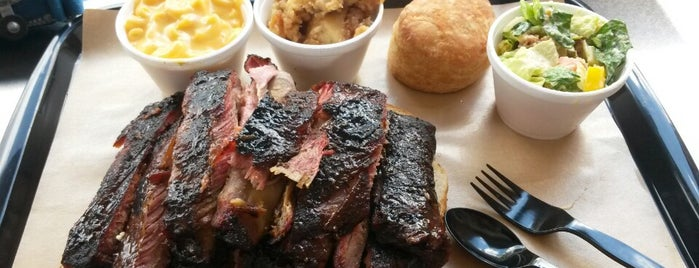4 Rivers Smokehouse is one of Gainesville Restaurants.