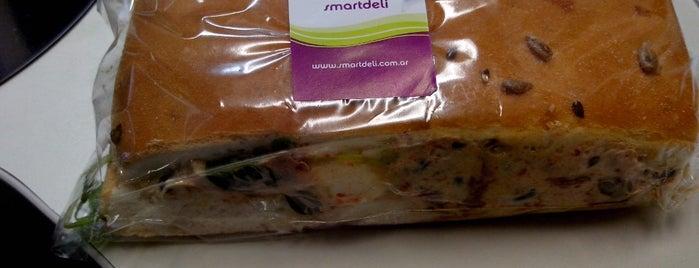 Smartdeli is one of Lunch.