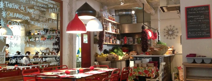 Pepa Tomate is one of Barcelona y alrededores.