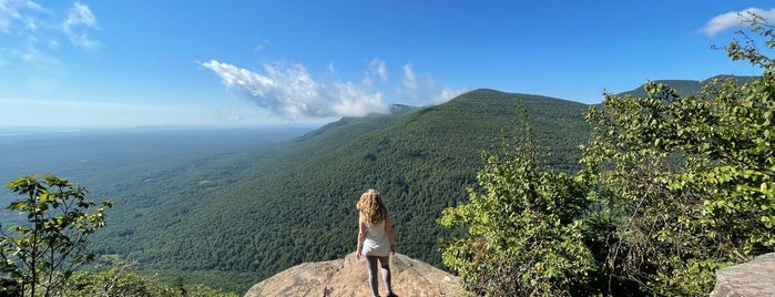 Huckleberry Point is one of Hudson Valley.