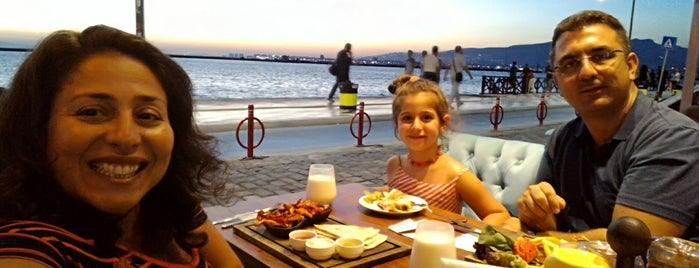 KAFÆDENGİ is one of İzmir'de yeme içme sanatı.