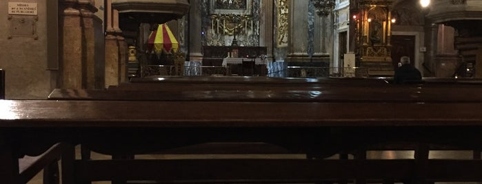 Basílica de la Mare de Déu de la Mercè is one of Posti che sono piaciuti a Vova.