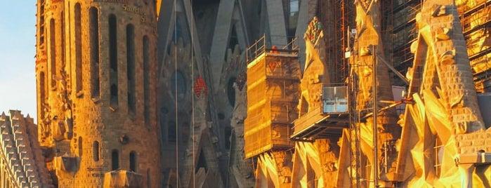 Sagrada Família is one of Posti che sono piaciuti a Vova.