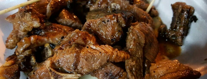 Cao-Cao Lamb BBQ 曹操烤羊 is one of Yummies 2.