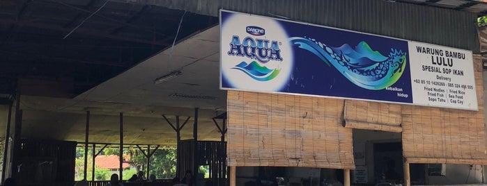Warung Bambu Sop Kepala Ikan is one of Irene 님이 저장한 장소.