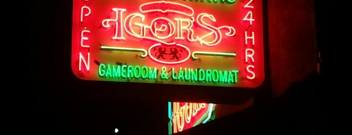Igor's Bar And Grill is one of New Orleans, LA.