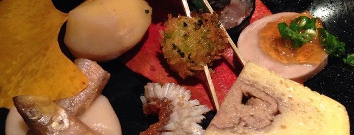 枝魯枝魯 神楽坂 is one of Tokyo Casual Dining.