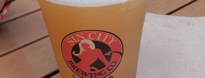 Sin City Brewing Co. is one of Craig : понравившиеся места.