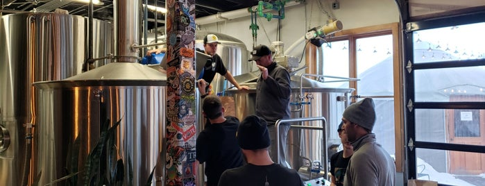 Outer Range Brewing is one of Craft Breweries.
