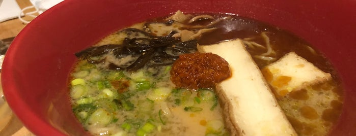 Ippudo is one of Favorites.