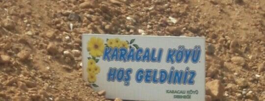KARACALI is one of Lieux qui ont plu à Ahmet.