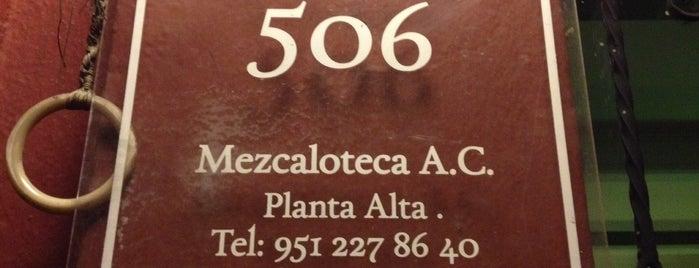 Mezcaloteca is one of สถานที่ที่ Ricardo ถูกใจ.