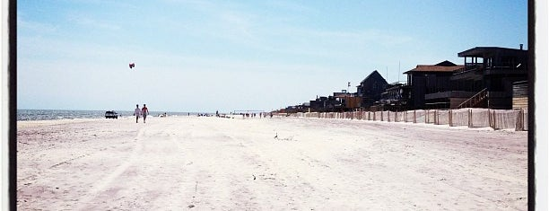 Fire Island Pines Beach is one of Tempat yang Disukai John.