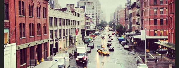Meatpacking District is one of Areas to visit | New York.