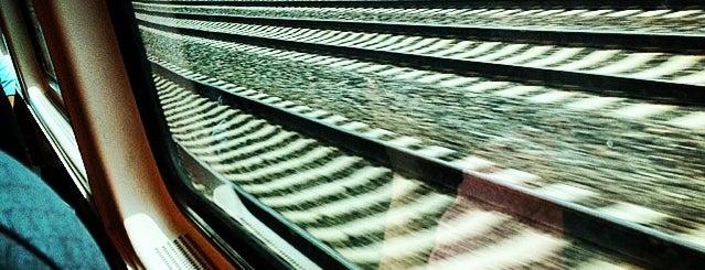 NJT - Northeast Corridor Line (NEC) is one of Mark's Travel.