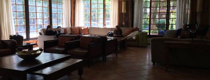 Hotel Posada Los Álamos is one of Sir Chandler'in Beğendiği Mekanlar.