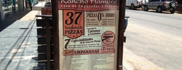 Rancho Hambre is one of Lugares chandlerianos para comer.