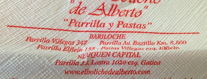 El Boliche de Alberto - Parrilla is one of Lugares favoritos de Sir Chandler.