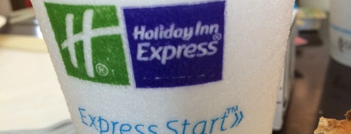 Holiday Inn Express & Suites Boston - Cambridge is one of Orte, die Sir Chandler gefallen.