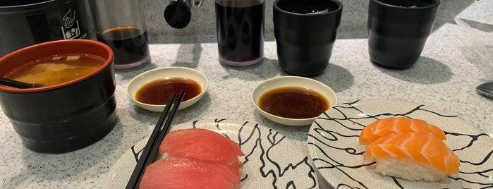 Sushi Express is one of Gespeicherte Orte von Anna Brain.