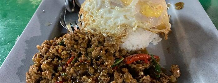 ตลาดโต้รุ่ง ถนอมมิตร is one of Bahar'ın BANGKOK'u.