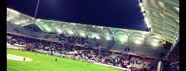 Stade Auguste Delaune is one of International Sports~Part 1....